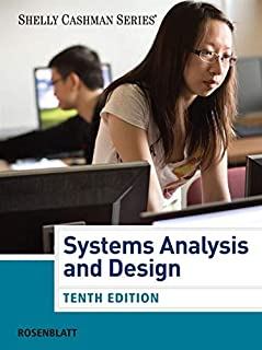 Systems Analysis and Design (with CourseMate, 1 term (6 months) Printed Access Card) (Shelly Cashman Series)