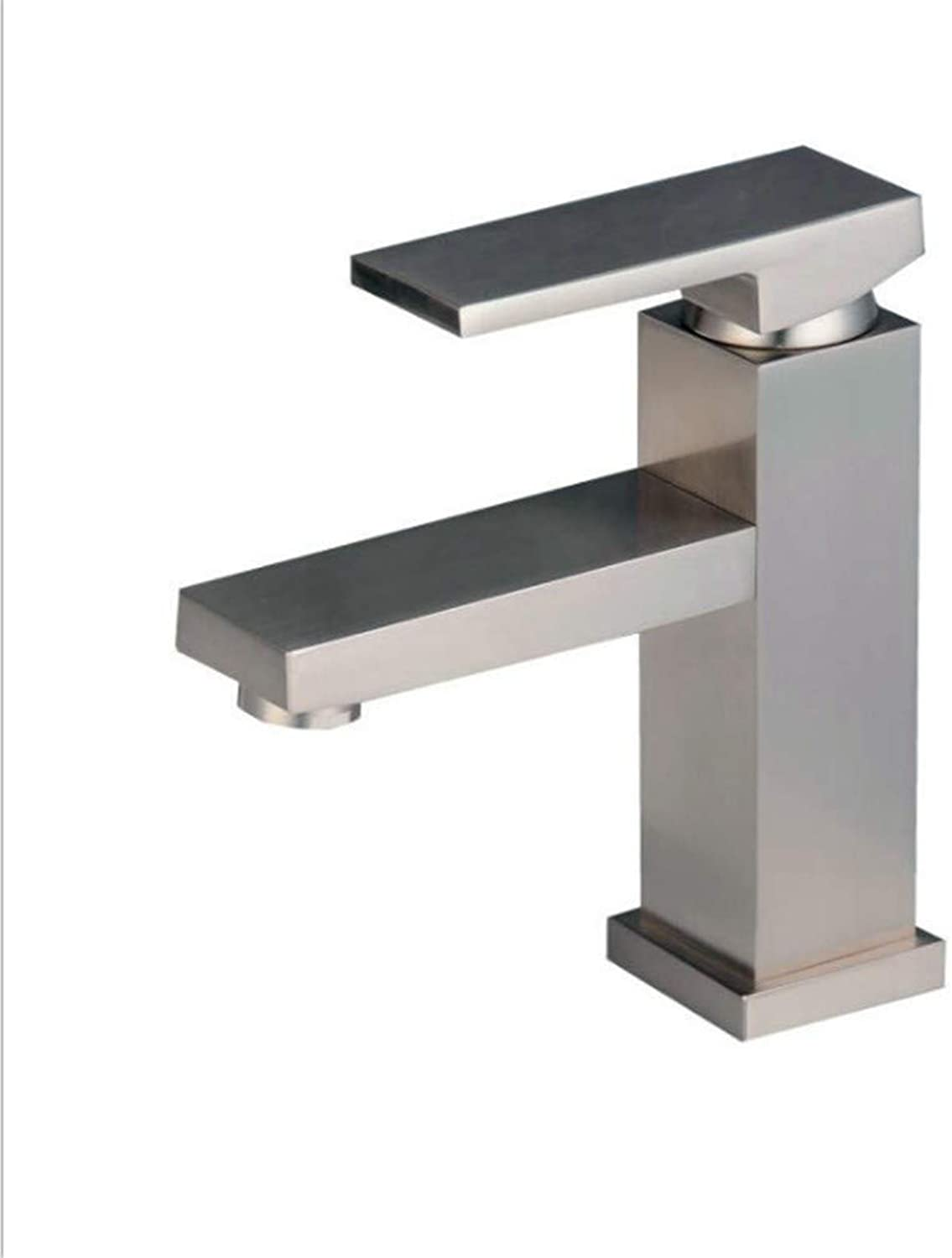 Kitchen Sink Taps Bathroom Taps Copper Cold and Hot Water Faucet Washbasin Mixing Faucet