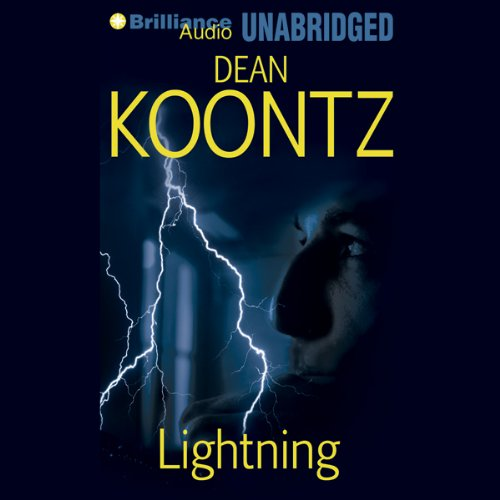 Lightning audiobook cover art