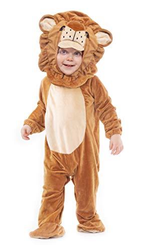 Scimmia Costume Baby Animal Deluxe peluche (mesi di età 6-12)