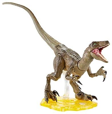 Jurassic World Amber Collection Velociraptor by Mattel