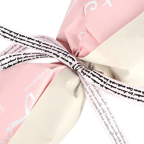 Rosas de jabón de baño, flor de rosa artificial, imitación floral perfumada para bodas, decoración de sala de fiestas para mujeres, regalo de San Valentín(pink)