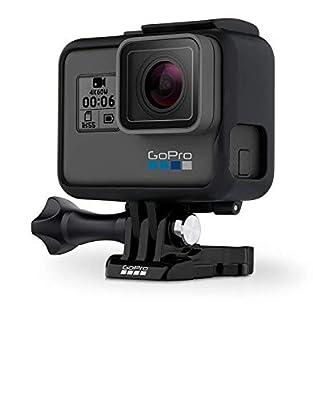 GoPro HERO6 Black 4K Action Camera (Renewed) from Firemall LLC