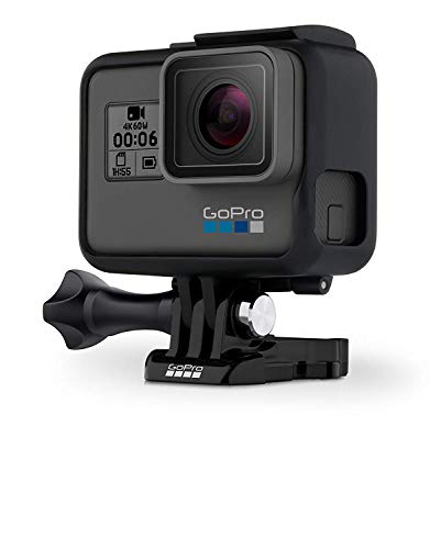 GoPro HERO6 Black 4K Action Camera (Renewed)