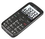 OLYMPIA Happy II Komfor Seniorenhandy Mobiltelefon mit