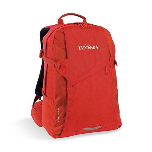 Tatonka Unisexe Husky Bag 22 Sac à Dos, Mixte, Husky Bag 22, Rouge