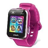VTech - KidiZoom SmartWatch DX2 – Framboise – Montre Photo Vidéo Pour Enfants - Version FR