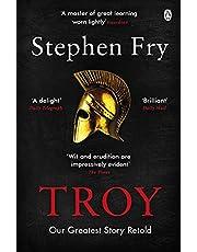 Troy: Stephen Fry: 3