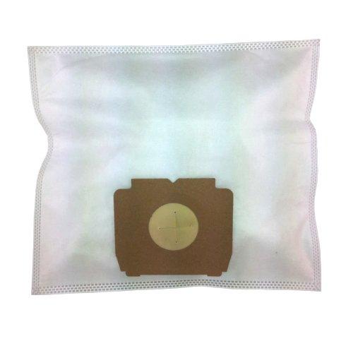 40 bolsas de tela bolsas para aspiradora Silver Crest SBS 1400 A1 ...