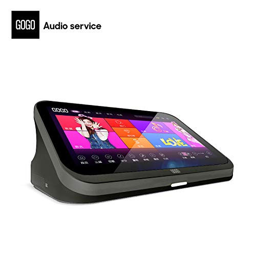 Learn More About GOGO A1 KTV Karaoke Machine All in One Touch Screen Wifi Connection (2T, Black)