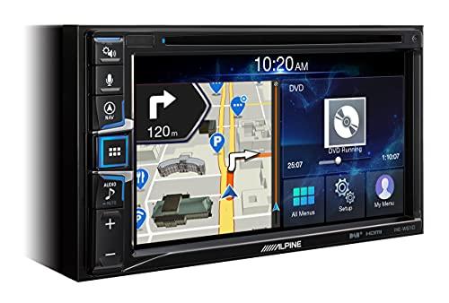 Alpine Electronics Alpine INE-W611D Autoradio Multimedia Colore Nero, 2 DIN