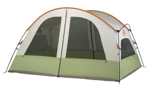 Kelty Screenhouse Tent - Medium, Cool Grey/Putty/Apple Green