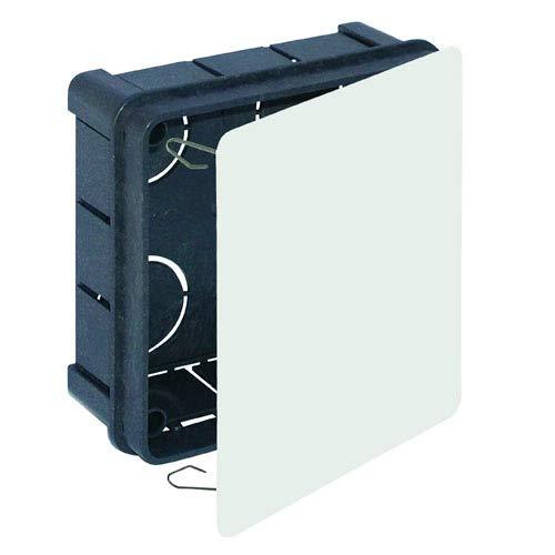 WOLFPACK LINEA PROFESIONAL Caja Empotrar Registro Con Tapa 100x100x45 mm.
