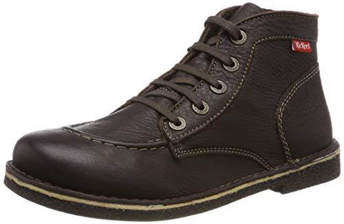 Kickers Legendiknew, Zapatos de Cordones Derby Mujer