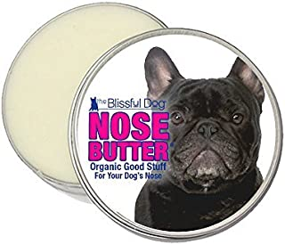 The Blissful Dog Brindle French Bulldog Nose Butter, 1-Ounce