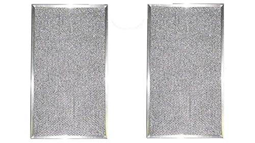 2 Pack Air Filter Factory 203369 Compatible For Honeywell HVAC Furnace Aluminum Pre/Post Filters