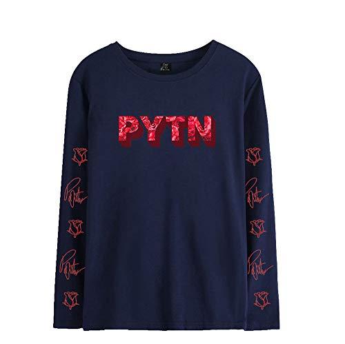 Landove Payton Moormeier Pullover Herfst Winter T Shirt Lange Mouwen Unisex