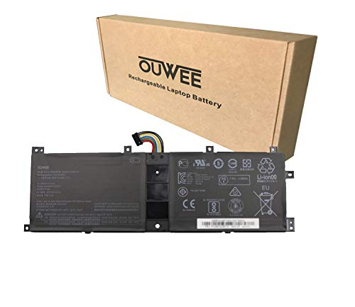 OUWEE BSNO4170A5-AT Laptop Battery Compatible with Lenovo Miix 510 520 510-12ISK 510-12IKB 80XE0006SP 520-12IKB 20M3000LGE Miix5 pro 510-12 Series Notebook 5B10L68713 BSN04170A5-LH 7.68V 38Wh 4955mAh