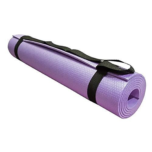 Tapete Para Yoga em EVA, Lilás, Evamax, 170x60cm