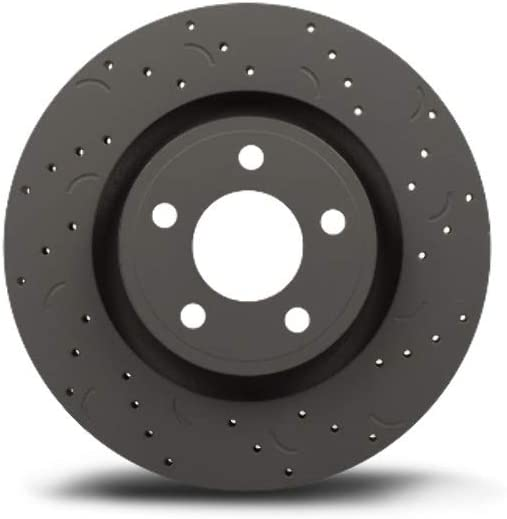 Hawk Very popular Performance Brakes Talon Slotted and Cross-Drilled Max 57% OFF HPS