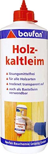 Baufan Holzkaltleim, für alle Holzarten, 1 kg