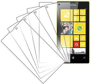 Empire Mpero kollektion anti-bländning skärmskydd för Nokia Lumia 520 – matt (5-pack)