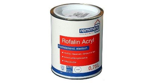 Remmers Rofalin Acryl weiss 750ml