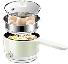 DYXYH Cuisinière électrique Dortoir Artifact étudiants Pot 1 cuisine Noodle personne 2 Accueil Petite puissance électrique...