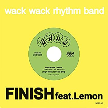 FINISH (feat. Lemon)