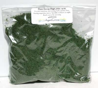 High John Max 86% OFF Floor Sweep 4oz Tulsa Mall Wicca Metaphysical Religious Wiccan