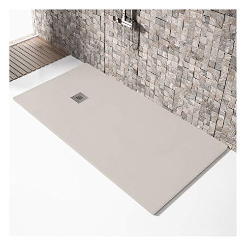 Plato de ducha resina MILANO MADISON color ARENA 80x180cm