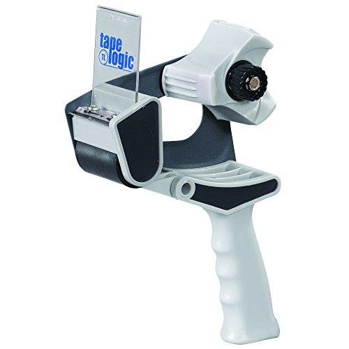 Aviditi Tape Logic 3 Inch Top Gun Packing Tape Dispenser Gun, for Packing, Shipping, Moving and Warehouse Use (1 Dispenser)