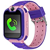 Kids Smartwatch [SD Card Included], Smart Watch for Kids with Quick Dial, Camera and Music Player, Birthday Gift Game Watch for Boys Girls Kids Watch