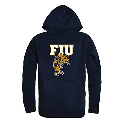 FIU Florida International University NCAA The Freshman Hoodie - Medium, Navy