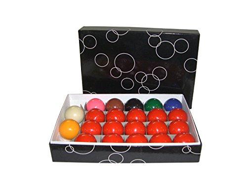 Set de bolas de billar estándar, aprox 38 mm