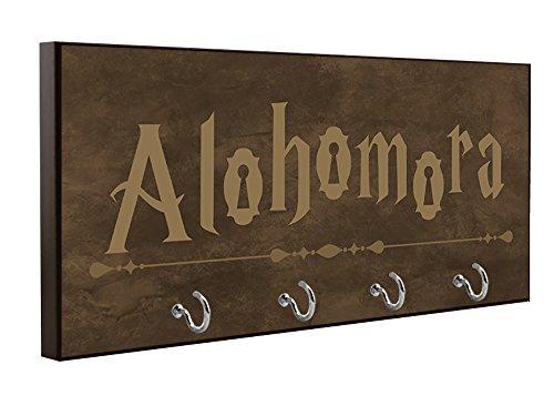 Harry Potter Inspired Alohomora Key Holder