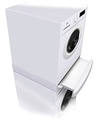 SPAREGETTI® Stacking Kit To Fit BOSCH Washing Machines Stack any Standard Tumble Dryer Safely and With Confidence To Your BOSCH Appliance