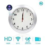 Best Hidden Cameras - AMCSXH HD 1080P WiFi Hidden Camera Wall Clock Review