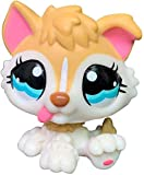 LPSSPL Cute LPS Cartoon pet cat and Dog Toy Mini pet Shop Toy, Littlest pet Shop Mini Pet Shop Toys Gift (XK-ZQHL)