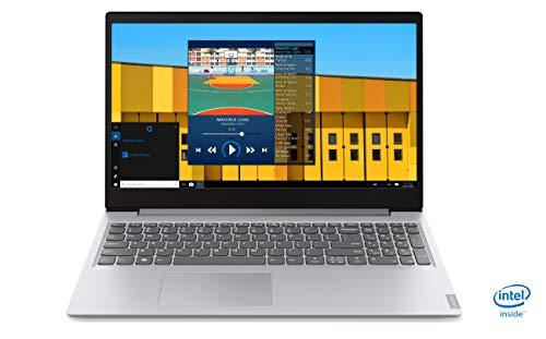 "Lenovo S145-15IWL - Ordenador portátil 15.6"" HD (Intel Core i3-8145U, 8GB de RAM, 256GB SSD, Windows 10) gris- Teclado QWERTY español"