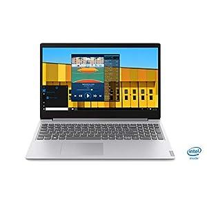 Lenovo S145-15IWL – Ordenador portátil 15.6″ HD (Intel Core i3-8145U, 8GB de RAM, 256GB SSD, Windows 10) gris- Teclado QWERTY español