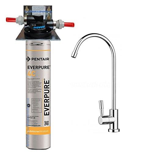 Purificador de agua micro filtración Kit