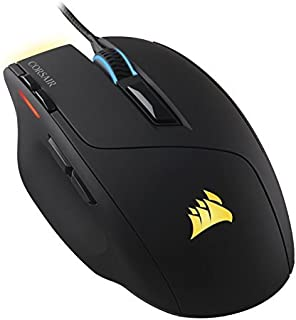 Corsair Sabre RGB Gaming Mouse, Black