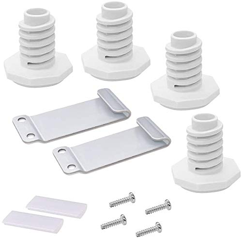 W10869845 Stack Kit for Standard and Long Vent Dryer W10298318RP 1862761, 52774, AH3407625
