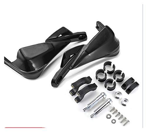 GUANGGUANG Heartwarming Shop Hand Guard Motocross Handguard Protect Shield Dirt Bike Universal Fit for Yamaha YZ WR WRF 125 250 400 450 426 Fit for SX EXC XCW (Color : Black)