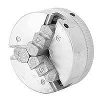 工具 ドリルチャック亜鉛合金の手動自己センタリングメタル3-Jaw LatheチャッククランプCNC旋盤工作機械のための2チャックキー 卡盘