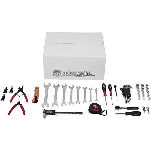 Velleman Tool Set for Vertex 3D-Printer