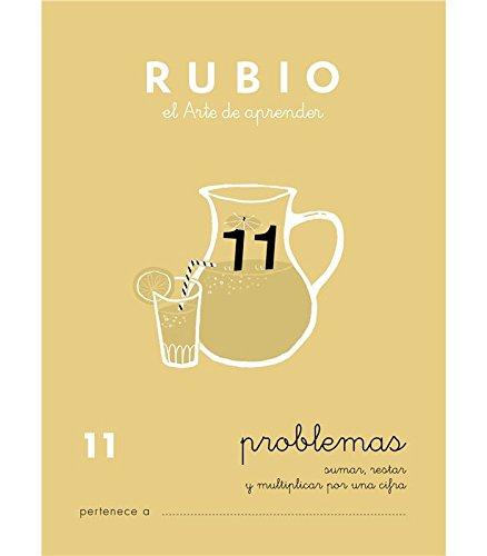 Rubio PR-11 - Cuaderno problemas (Operaciones y Problemas RUBIO)