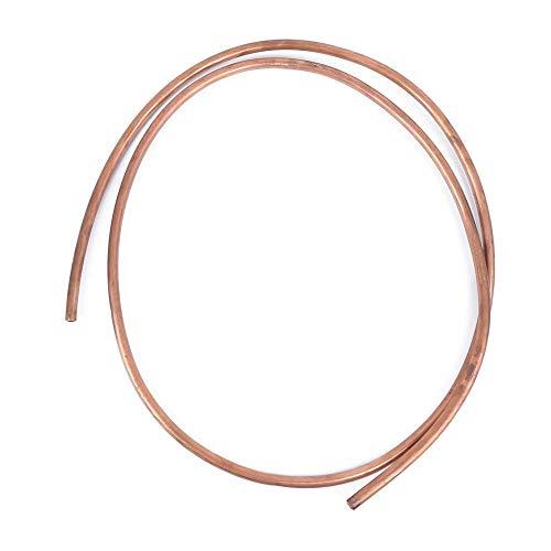 Tubi morbidi a spirale per tubi in rame da 2 m per condizionatore d'aria Frigorifero C1100 T2 OD 10mm/ID 8mm