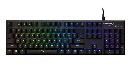 HyperX Alloy FPS RGB + HyperX FURY S Mouse Pad Speed Edition - XL